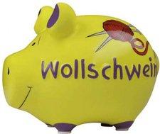 KCG Spardose Wollschwein