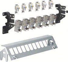 Hager Patch-Panel 12-fach (FZ12MM)