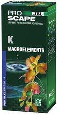 JBL Tierbedarf ProScape K Macroelements 250ml (2112000)