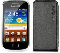 Celly Case flip Face (Samsung Galaxy Mini 2)