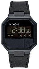 Nixon Re-Run Leather All Black (A944-001)