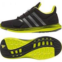 Adidas Hyperfast 2.0 CF K core black/iron metallic/solar yellow (AQ3883)