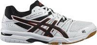 Asics Gel-Rocket 7 white/black/vermilion