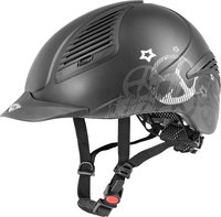 Uvex Exxential Peace black-silver