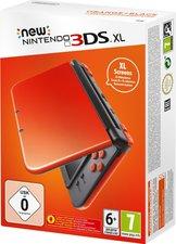 Nintendo New 3DS XL orange-schwarz