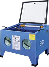 BGS Technic Druckluft-Sandstrahlkabine 8717