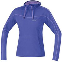 Gore Essential Hoody Lady Shirt (SESSLH) speed blue / violet