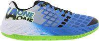 Hoka Men's Clayton bright green/french blue