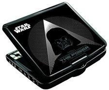 Lexibook DVDP6SW-00  Star Wars DVD-Player