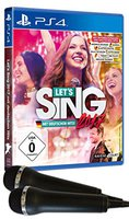Let's Sing 2017 + 2 Mikrofone (PS4)