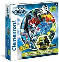 Clementoni Max Steel Puzzleuhr
