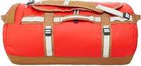 The North Face Base Camp Duffel M poinciana orange/dijon brown