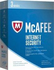 McAfee Internet Security 2017 (3 Geräte) (1 Jahr)