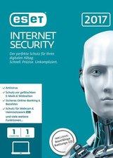 ESET Internet Security 2017 (1 Gerät) (1 Jahr) (FFP)