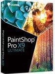 Corel PaintShop Pro X9 Ultimate (DE) (Box)