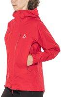 Haglöfs Women's Astral III Jacket Real Red