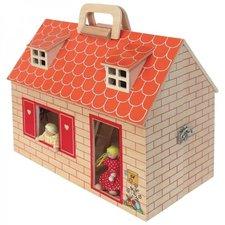 Coemico Puppenhaus im Koffer (329)