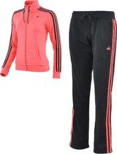 Adidas adidas Damen Trainingsanzug Essential 3S Tracksuit