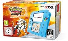 Nintendo 2DS Special Edition + Pokémon: Sonne