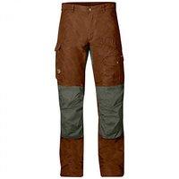 Fjällräven Barents Pro Trousers Chestnut / Mountain Grey