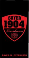 Bertels Handtuch Retro Bayer 04 Leverkusen (50x100cm)