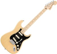 Fender Mexican Deluxe Stratocaster HSS Vintage Blonde