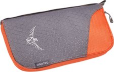 Osprey Document Zip Wallet poppy orange