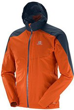 Salomon Bonatti Wp Jkt M Orange/ blue
