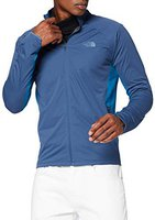 The North Face Men's Isolite Jacket Shaddy blue/ banff blue