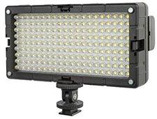 Bresser S-7 Foto / Video-Beleuchtung LED + 2 Akku