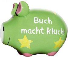 KCG Sparschwein Buch macht kluch (100863)