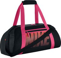 Nike Women's Gym Club Training Duffel Bag 56 cm black/vivid pink/bright mango (BA5167)