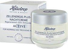 Heliotrop Active Zellenergie Plus Nachtcreme (50ml)