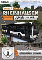 OMSI 2: Rheinhausen (Add On) (PC)