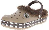 Crocs Crocband Star Wars Chewbacca Fuzz Lined Clog khaki