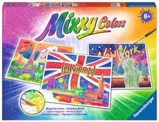 Ravensburger Mixxy Colors Weltstädte