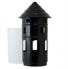 Wildlife Garden Schneckenfalle Turm-Design schwarz