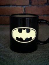 Paladone Batman Becher schwarz