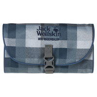 Jack Wolfskin Mini Waschsalon dark sky woven check