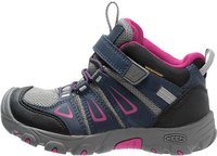 Keen Oakridge Waterproof Boot Junior dress blue/very berry