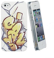 Celly Cover Graffiti Easy (iPhone 4/4S)