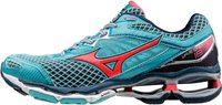Mizuno Wave Creation 18 Woman capri/diva pink/dress blues