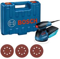 Bosch GEX 125-1 AE Professional (Schleifblatt-Set)