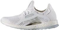 Adidas Pure Boost X Women running white ftw/silver metallic/clear grey