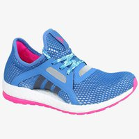 Adidas Pure Boost X Women super blue/blue/shock pink
