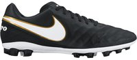 Nike Tiempo Mystic V AG-R black/white/metallic gold