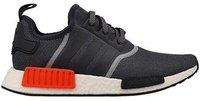 Adidas NMD_R1 W dark grey/dark grey/semi solar red