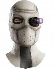 Rubies Deadshot Light-Up Latex Mask Adult