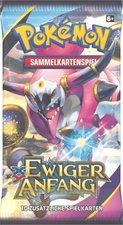 Pokemon XY07 Ewiger Anfang Booster