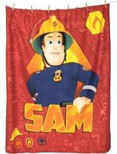 Herding Feuerwehrmann Sam Fleecedecke